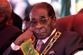 mugabe bored
